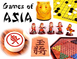 The Chess Forms and  Great Board Games of Asia