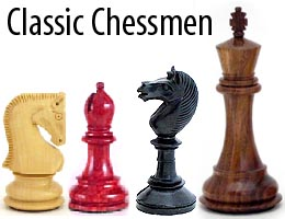 The Great Designs of Classic European Chessmen