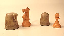 the knight and pawn, from ancient shatranj and modern chess